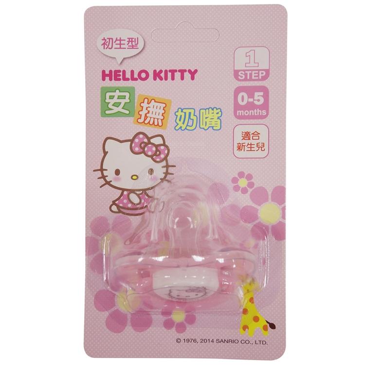 佳美 - Hello Kity凱蒂貓PC安撫奶嘴(初生)