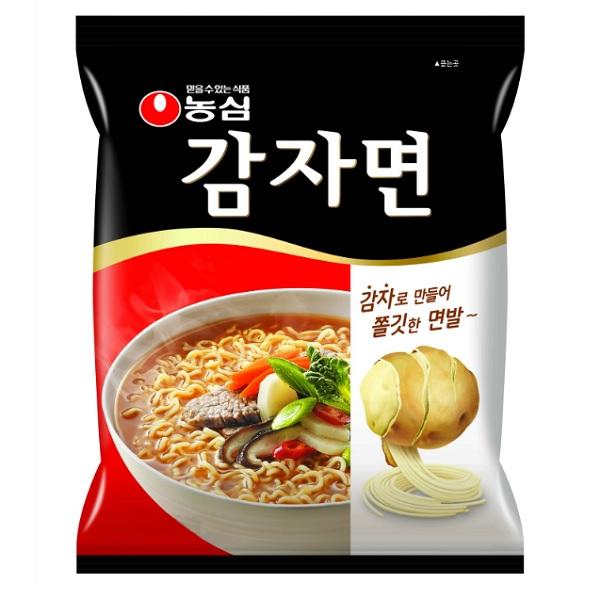 韓國泡麵 農心 馬鈴薯麵