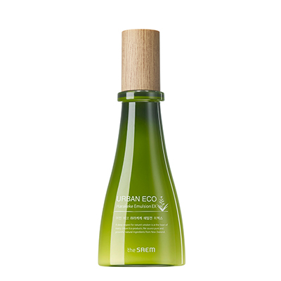 韓國the SAEM Urban Eco Harakeke 加強保濕乳液-140ml Urban Eco Harakeke Emulsion EX 【辰湘國際】
