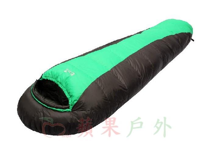 【【蘋果戶外】】Lirosa AS800B 『送睡袋內套』吉諾佳 超保暖型羽絨睡袋 800g 650 cu.inch/oz