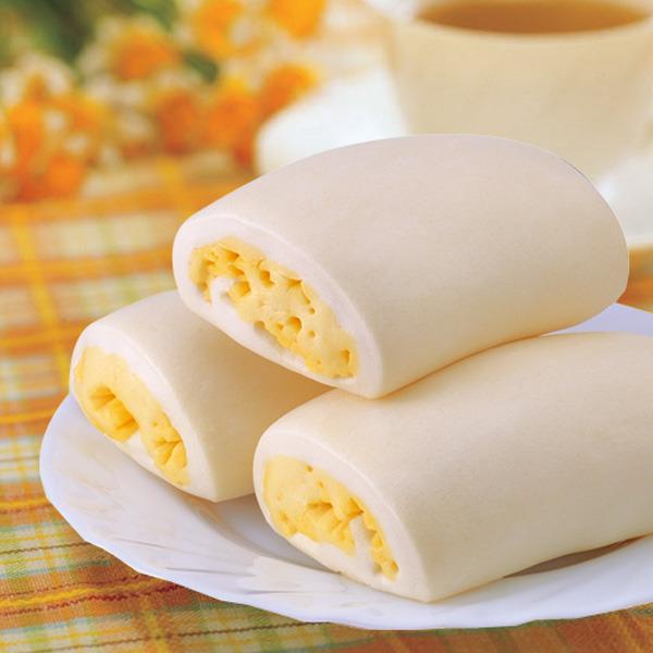 【奇美饅頭】雞蛋牛奶銀絲捲10粒裝