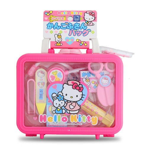 【Hello Kitty-家家酒系列】KT醫護遊戲組 KT00319
