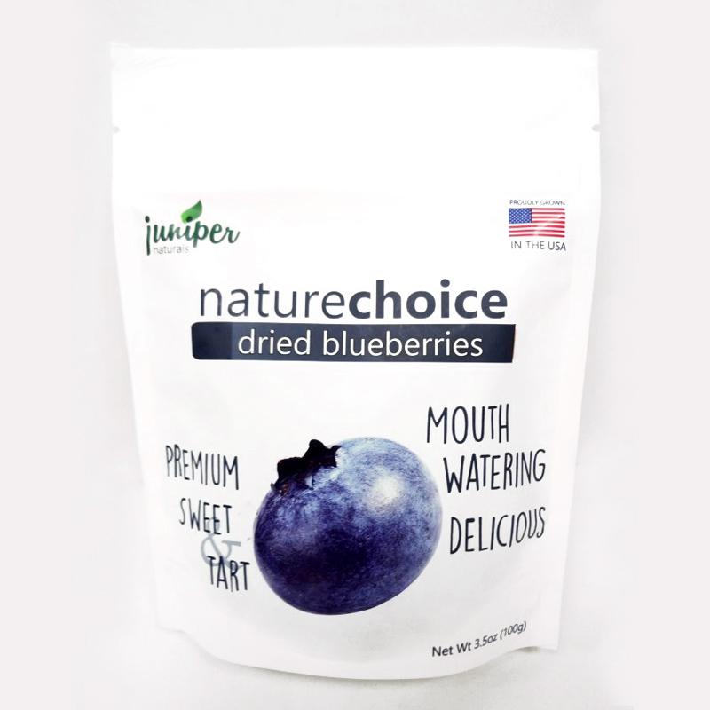 美國juniper天然藍莓乾 100g/袋 5217SHOPPING