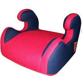 SUPER NANNY 超級奶媽-兒童汽車安全座椅 增高座墊 / 安全汽座輔助墊 (橘黑/紅藍兩色隨機) 安全座墊