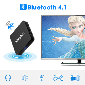 Leelbox: 2019 K4 MAX Android Kingbox Android 9 0 TV Box with