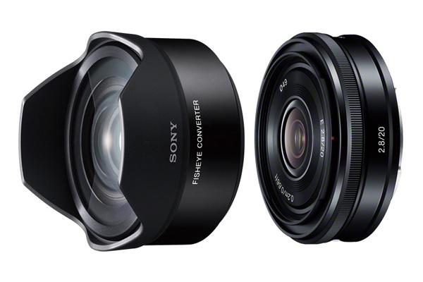 【新博攝影】Sony E 20mm F2.8 魚眼鏡頭組合 (含 VCL-ECF2;分期0利率;台灣索尼公司貨)