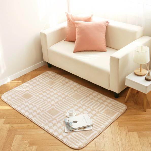 地毯 遊戲墊 大地毯 荷德方形地毯 90*150cm 韓國設計 【MH家居嚴選】