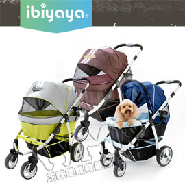 《IBIYAYA 依比呀呀》IBBI 頭等艙 寵物推車(FS1202)