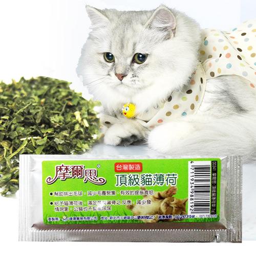 摩爾思MORES 《貓用貓草/貓薄荷》1g