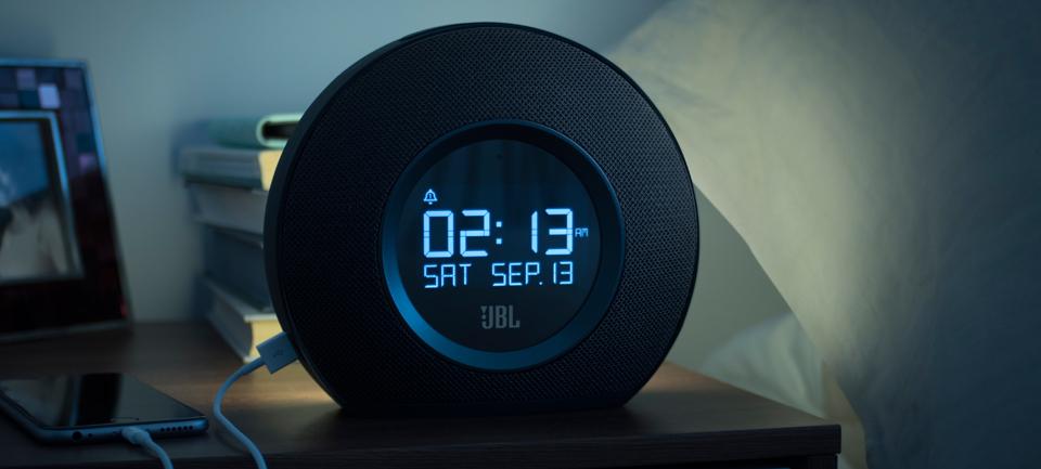 《育誠科技》實體店面『JBL Horizon 黑』藍芽音響/藍牙喇叭音箱/支援USB充電/LED燈光喚醒/公司貨