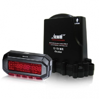 《育誠科技》『征服者 CXR-5288 雷達全配』GPS分離式測速器/WIFI更新/雲端服務/另售 7008 5008