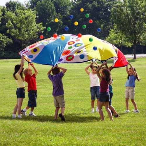 【奇買親子購物網】美國ALEX 超級接球降落傘