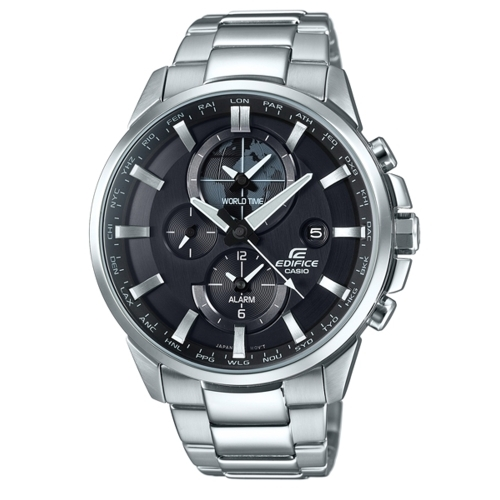 CASIO/EDIFICE/立體造型典雅風格男仕腕錶/ETD-310D-1A