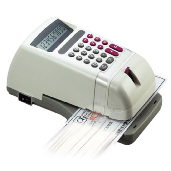 【優惠價+免運】優利達 Needtek EC-55 微電腦視窗支票機 - 數字 / 另有背光