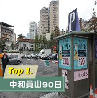 ViViPARK停車場 Pickup店 熱銷TOP1 中和區
