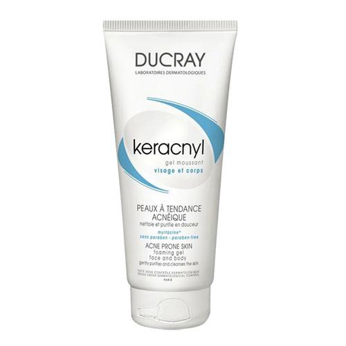 DUCRAY護蕾 淨化毛孔潔膚凝膠200ml