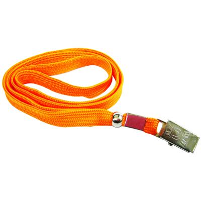 【文具通】無印字識別吊式布帶[橘] E1010105