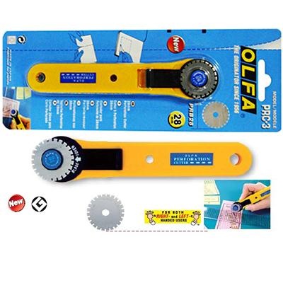 【文具通】OLFA 新式虛線刀 PRC-3 E2020096
