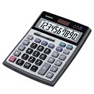 【文具通】CASIO DS-1TS 10位計算機 L5140120