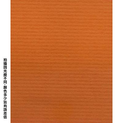 【文具通】全開粉彩紙25 橘 P1330027