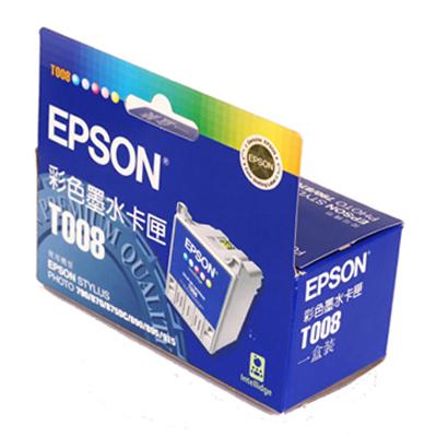 【文具通】EPSON 870/875 T008051墨水.彩 R1010111