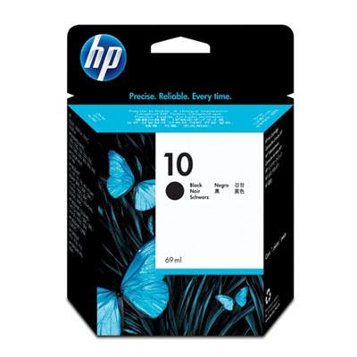 【文具通】HP C4844A 噴墨 印表機 墨水匣 黑 NO:10 R1010177