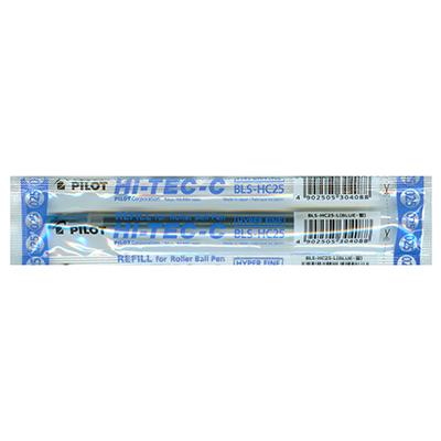 【文具通】PILOT 百樂 BLS-HC3 超細鋼珠筆替芯0.3黑 S1010091