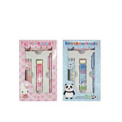 【文具通】吉妮兔4件自動筆文具組 4500233 T4010269