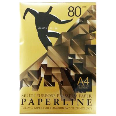 【文具通】APP 亞細亞 PAPERLINE GOLDEN 影印紙 金牌 A4 80gsm 500張 白 P1410778