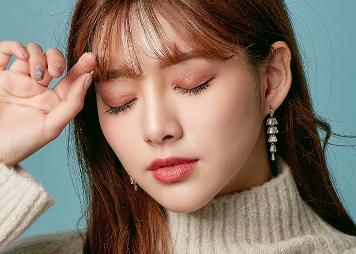 韓國飾品,黃銅耳環,鑽石耳環,垂墜耳環,針式耳環,夾式耳環