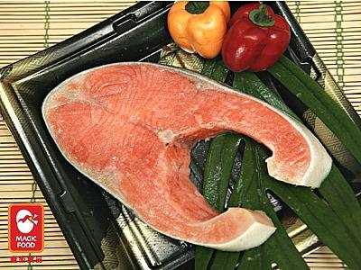 冷凍大鮭魚輪切片5kg(22~25片/箱)