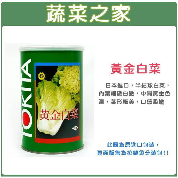 【蔬菜之家】A69.黃金白菜種子