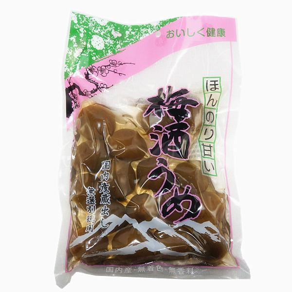 【黑田食品】甘甜梅酒梅(含汁)(260g) 約16-18顆入 · ????甘? 梅酒??
