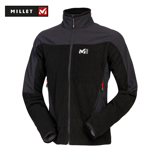 Millet 防風軟殼外套 男 MIV4260 黑