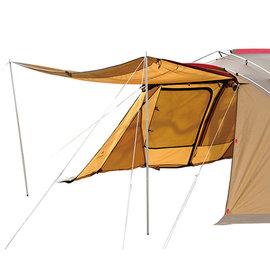 桃源戶外 Snow peak TP-080 鋁合金營柱 190cm 含營繩 露營 登山 戶外