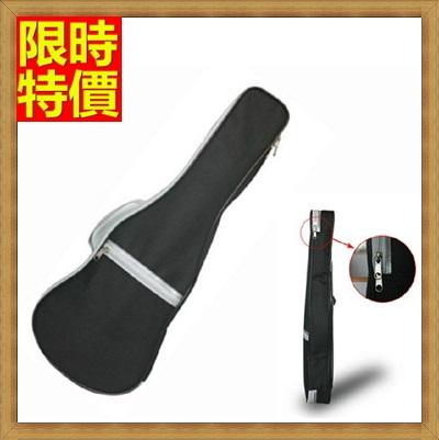 烏克麗麗包 ukulele琴包配件-21/23/26吋黑色加綿手提背包保護袋琴袋琴套69y7【獨家進口】【米蘭精品】