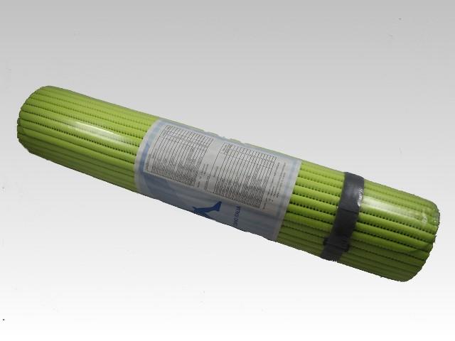 [陽光樂活] KAPPA 瑜珈墊 軟墊 附背袋 嫩芽綠