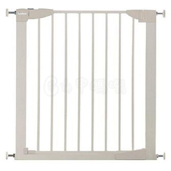 Lindam加寬型自動迴旋雙向門護欄 安全門欄 寶寶樓梯口防護欄【六甲媽咪】