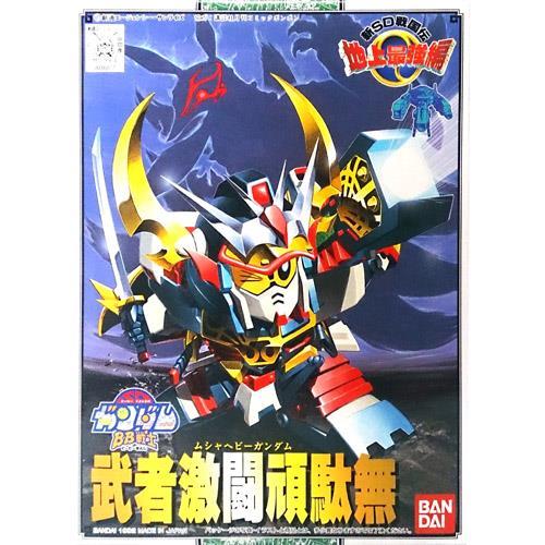 【 日本 BANDAI 】BB戰士 #102 ~ 武者激鬥頑馱無