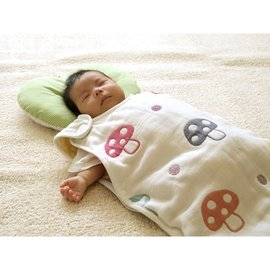 Hoppetta - 六層紗蘑菇防踢背心 (嬰童)