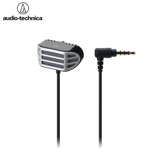 又敗家@日本鐵三角麥克風AT9902iS麥克風Audio-Technica電容式麥克風收音麥克風錄音麥克風適Apple蘋果iphone ipod ipad SE 7 6 6+ 5s 5c 5 4 3 ..