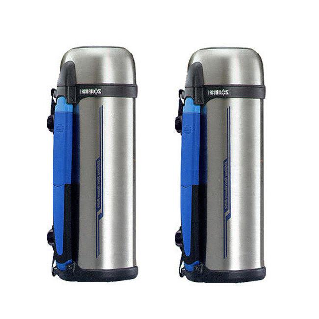 象印2.0L不鏽鋼真空保溫保冷瓶 SF-CC20(超值2入組)
