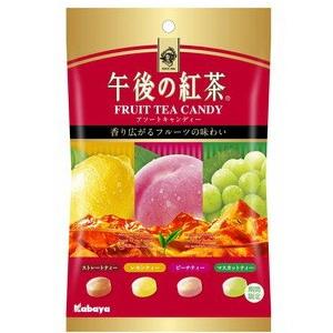 Kabaya午後紅茶綜合飲料糖 80g