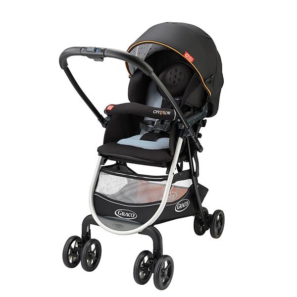 Graco - CITIACE CTS 城市商旅 購物型雙向嬰幼兒手推車 小珍珠