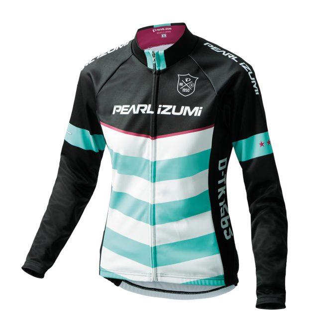 【7號公園自行車】PEARL iZUMi W7455-BL-13 15度 冬季女車衣