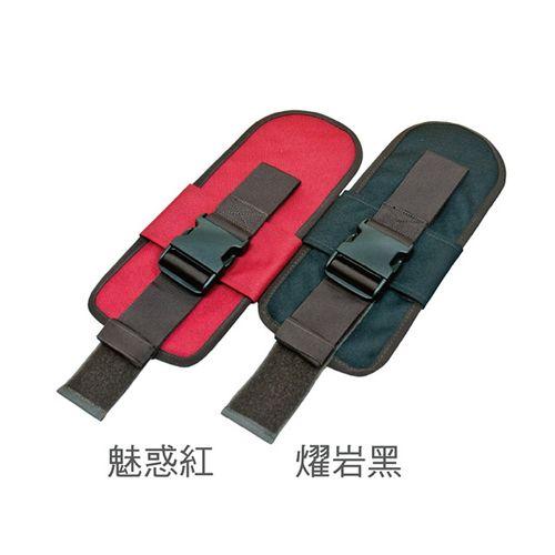 ★衛立兒生活館★EzBag 腰圍延長帶(黑/紅)