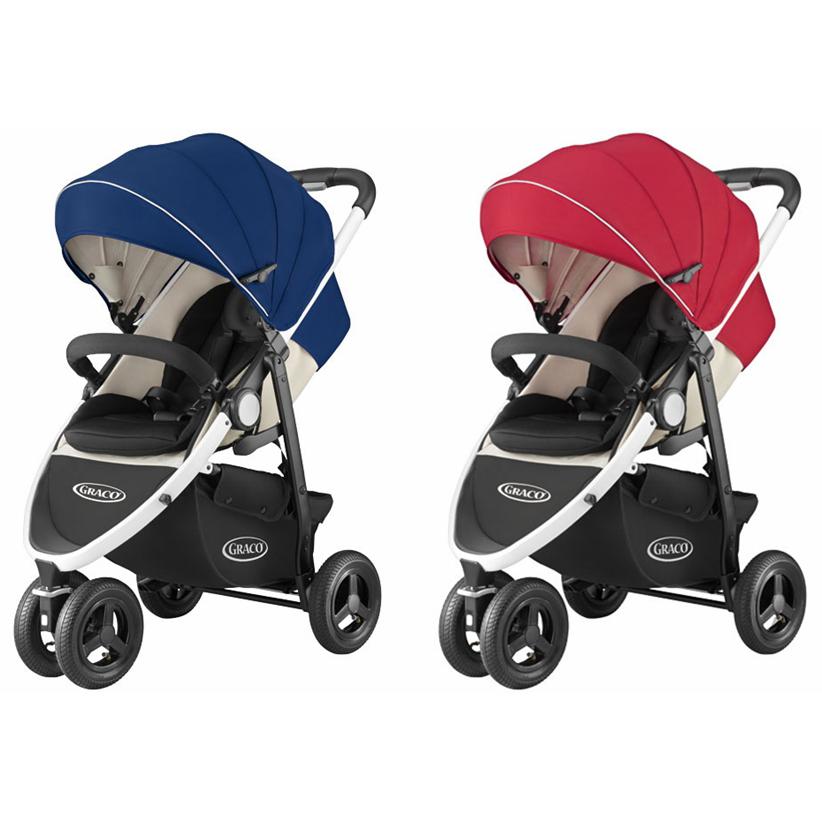 Graco--3W單向豪華型嬰幼兒手推車CITITREK