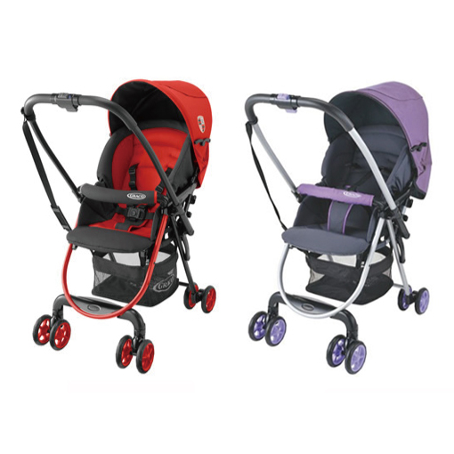 Graco--超輕量型雙向嬰幼兒手推車 城市漫遊R CitiLite R ST