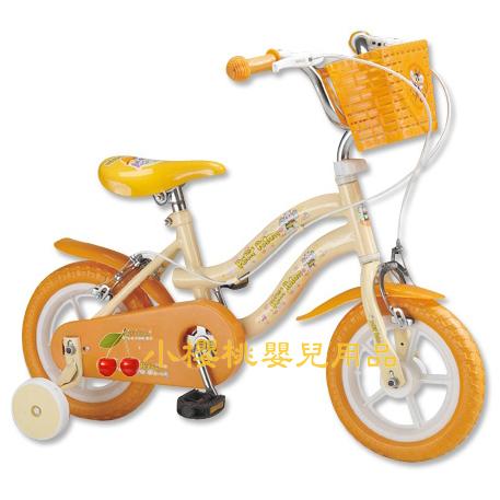 CHINH-CHING親親--小河馬12吋兒童腳踏車 自行車