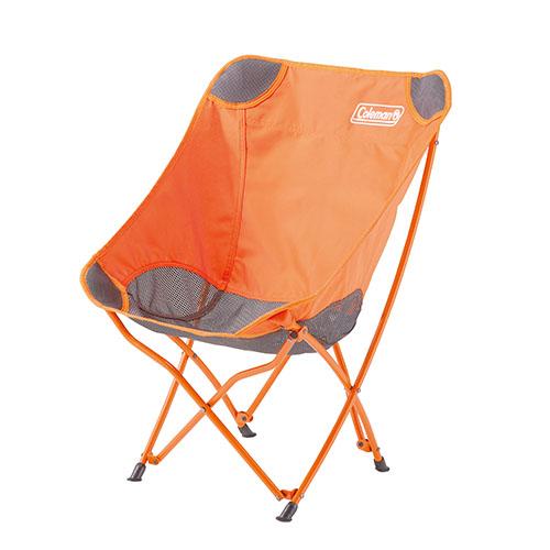 【露營趣】中和 美國 Coleman 杏黃療癒椅 休閒椅 折疊椅 童軍椅 大川椅 CM-23504